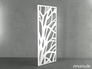 PANEL AŻUROWY MOUK LM-TREE 90CM X 200CM