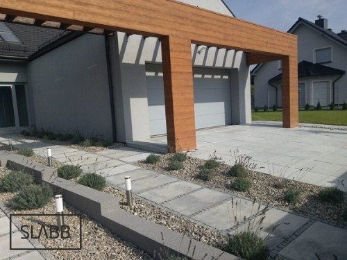 Płyty Tarasowe Ogrodowe 120x60 Z Betonu Architektonicznego Slabb