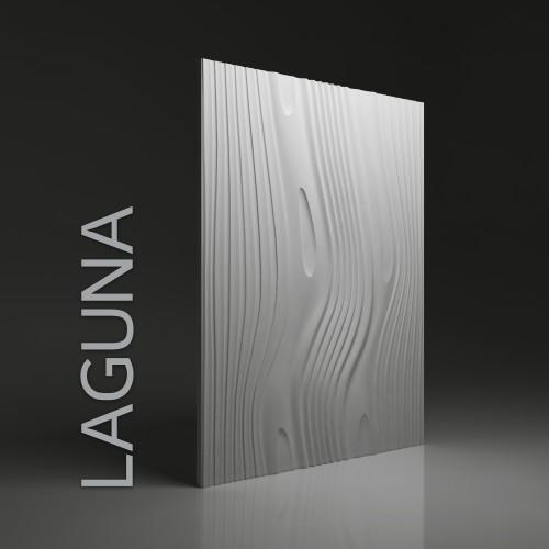 Laguna 80x100 Panel Dekoracyjny 3d Dunes