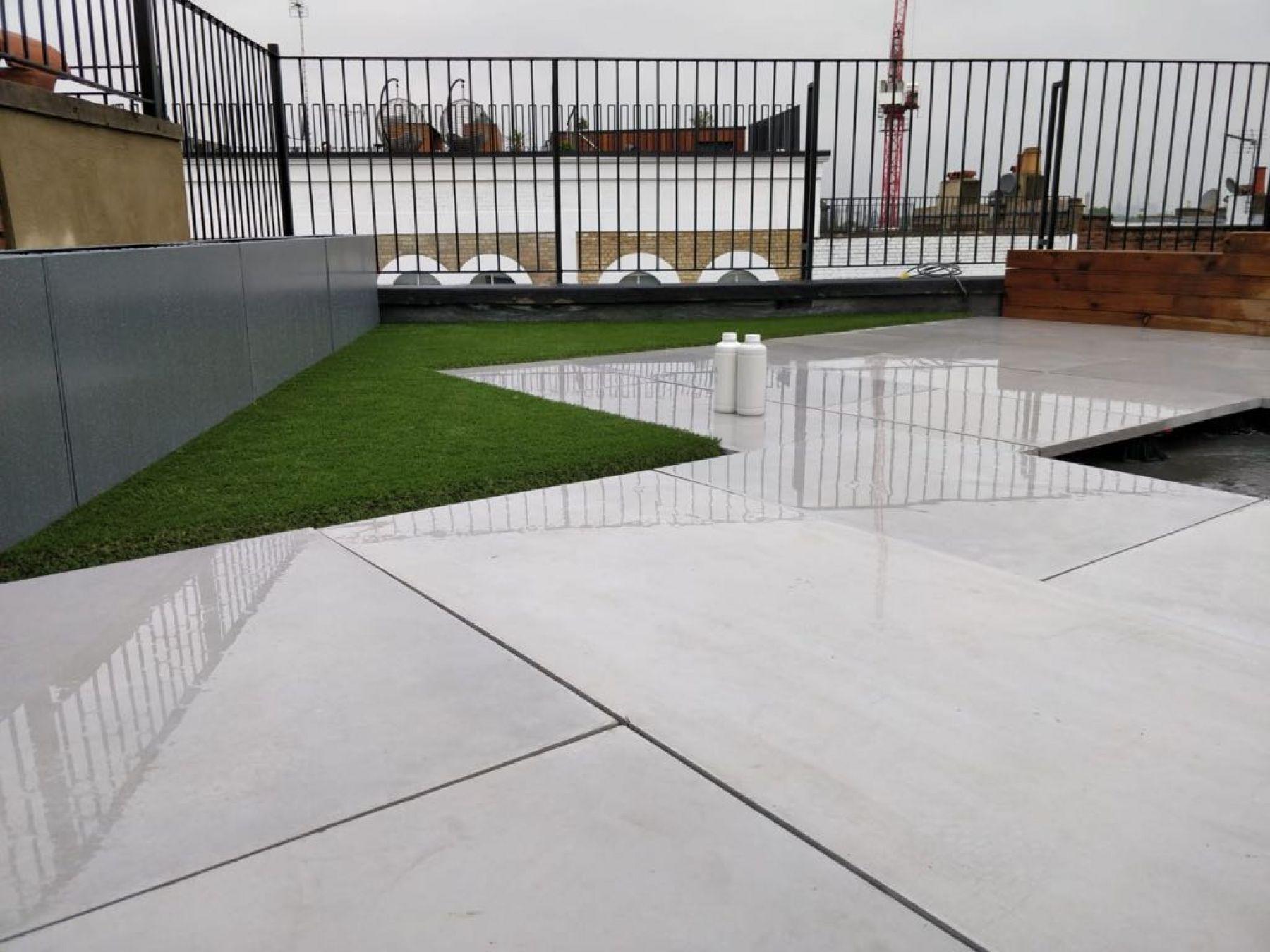 80 Cm X 80 Cm Płyta Tarasowa Ogrodowa Vhct Beton Architektoniczny