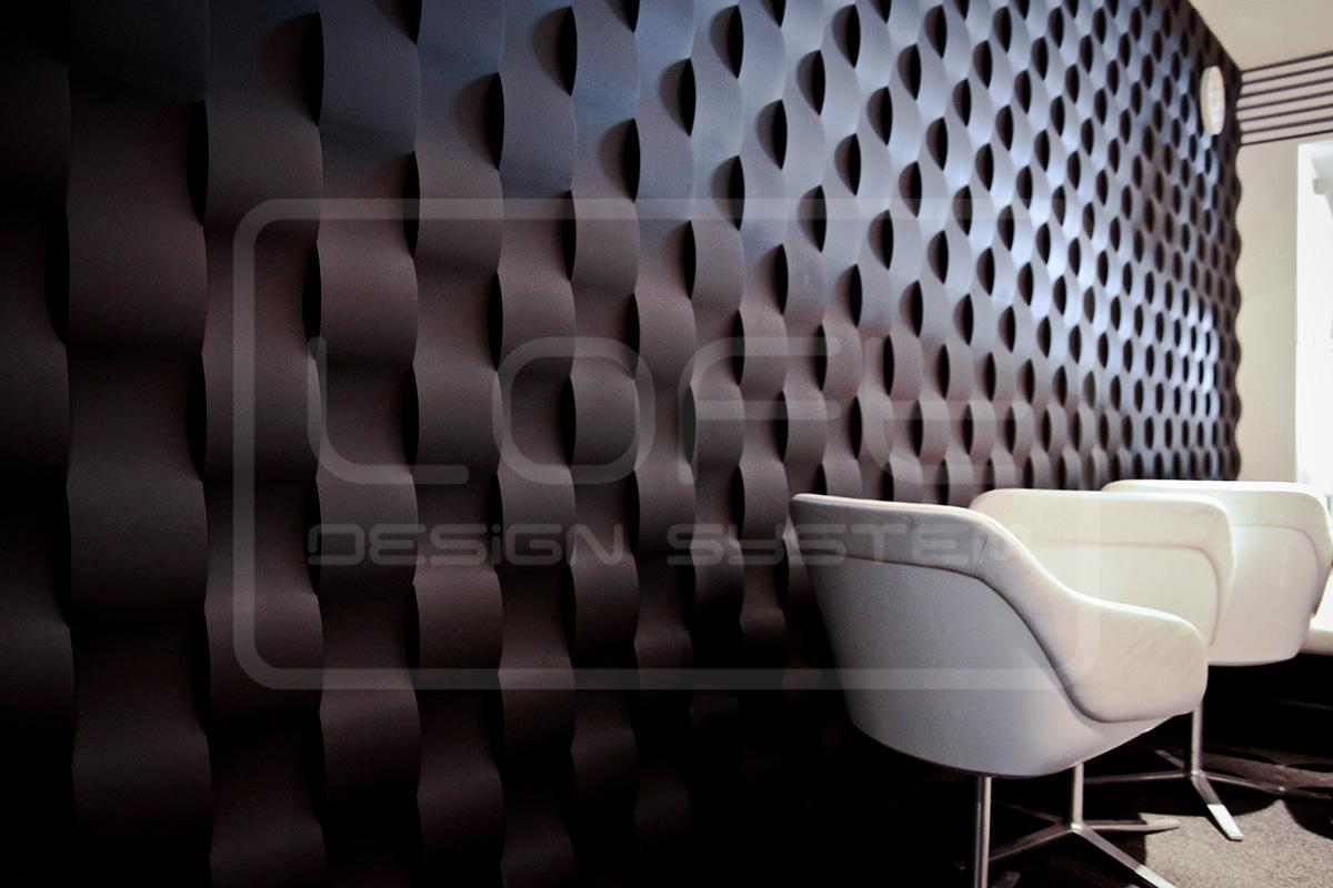 Panel Dekoracyjny 3d Twist Model 03 Loft System