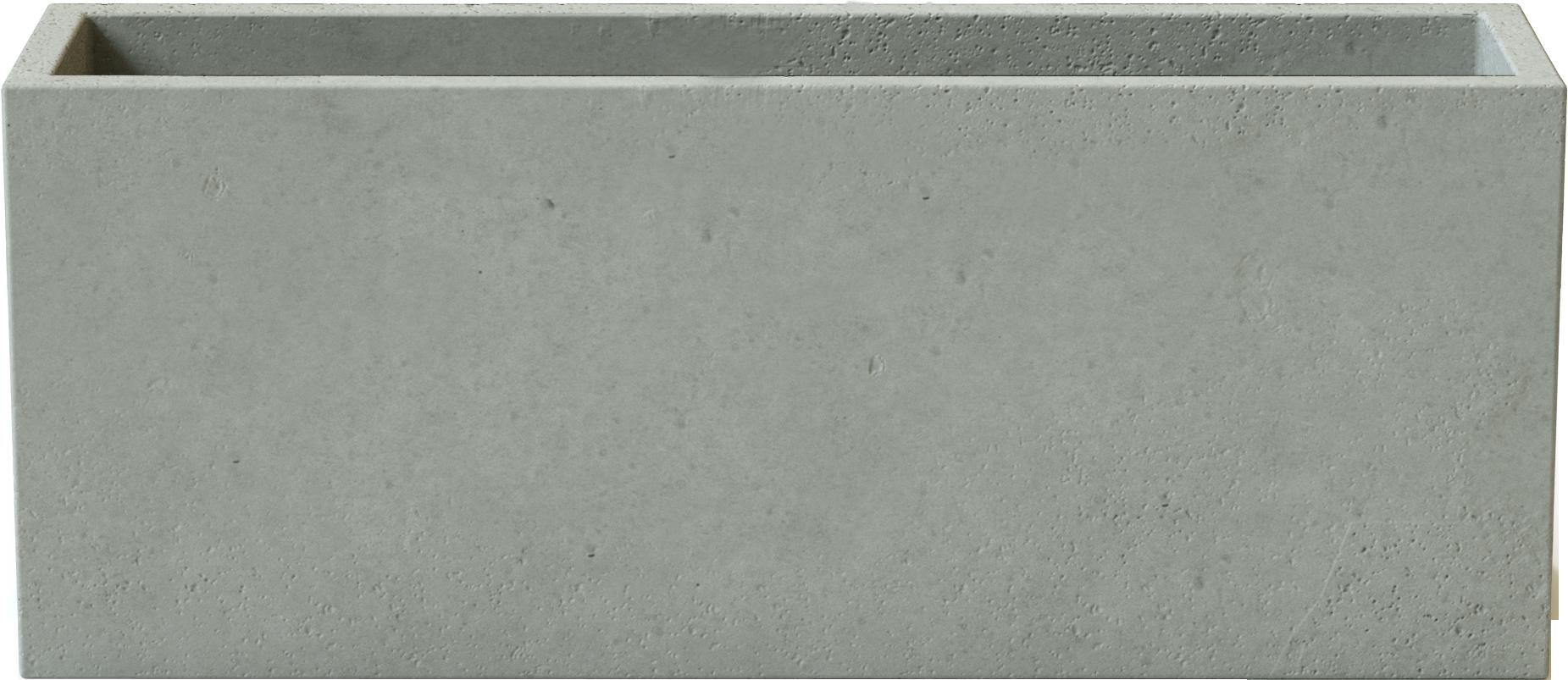 Donica Lungo 40x25x100 Slabb Beton Architektoniczny