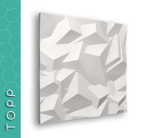 Panel Dekoracyjny ścienny 3d Topp